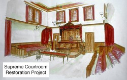 Courtroom for SS&A